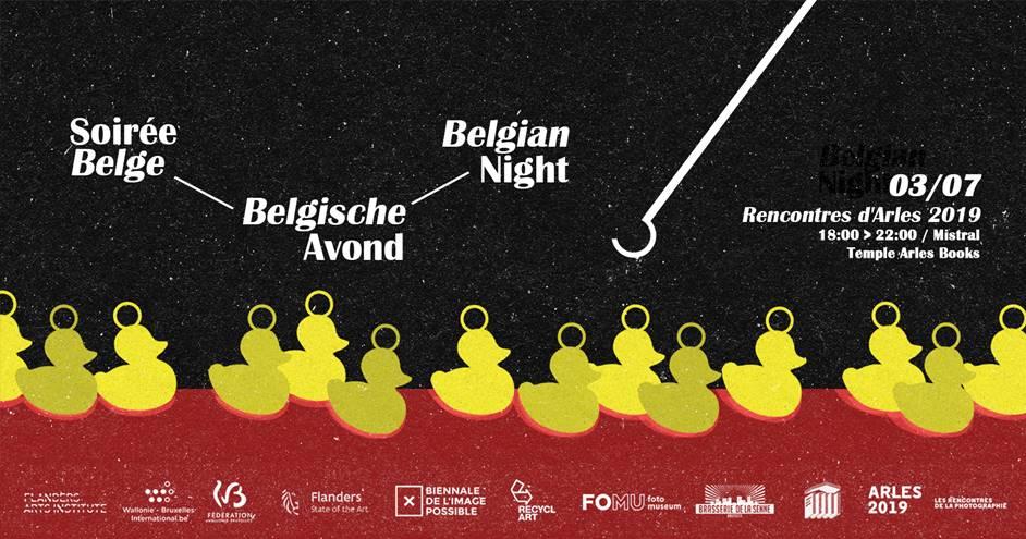 Arles 2019 Belgian Night
