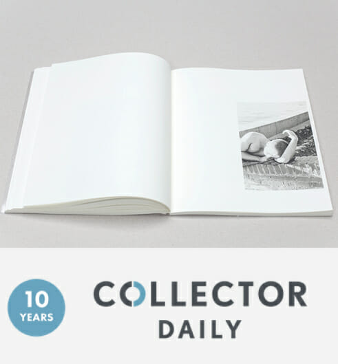 Jardin book review by Collector Daily, NY.