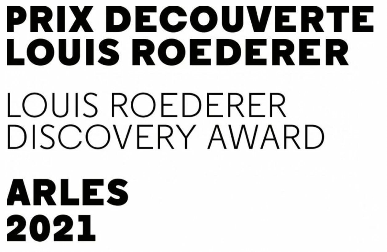 2021 / Louis Roederer Discovery Award Finalist